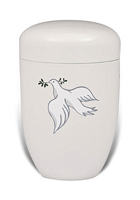 urne colombe